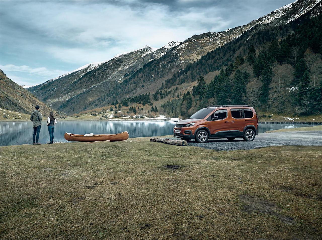 「ルノー・カングーに最強のライバルが出現!? MPVのプジョー・リフターは先進安全装備を満載【新車】」の35枚目の画像
