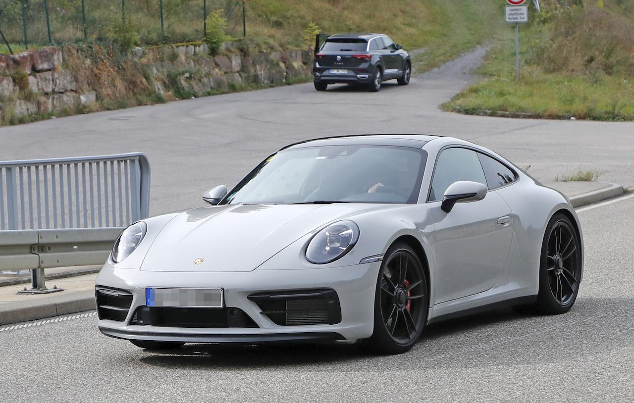 ポルシェ 911 GTS外観_002