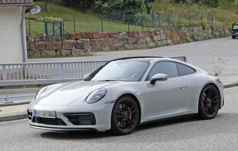ポルシェ 911 GTS外観_003