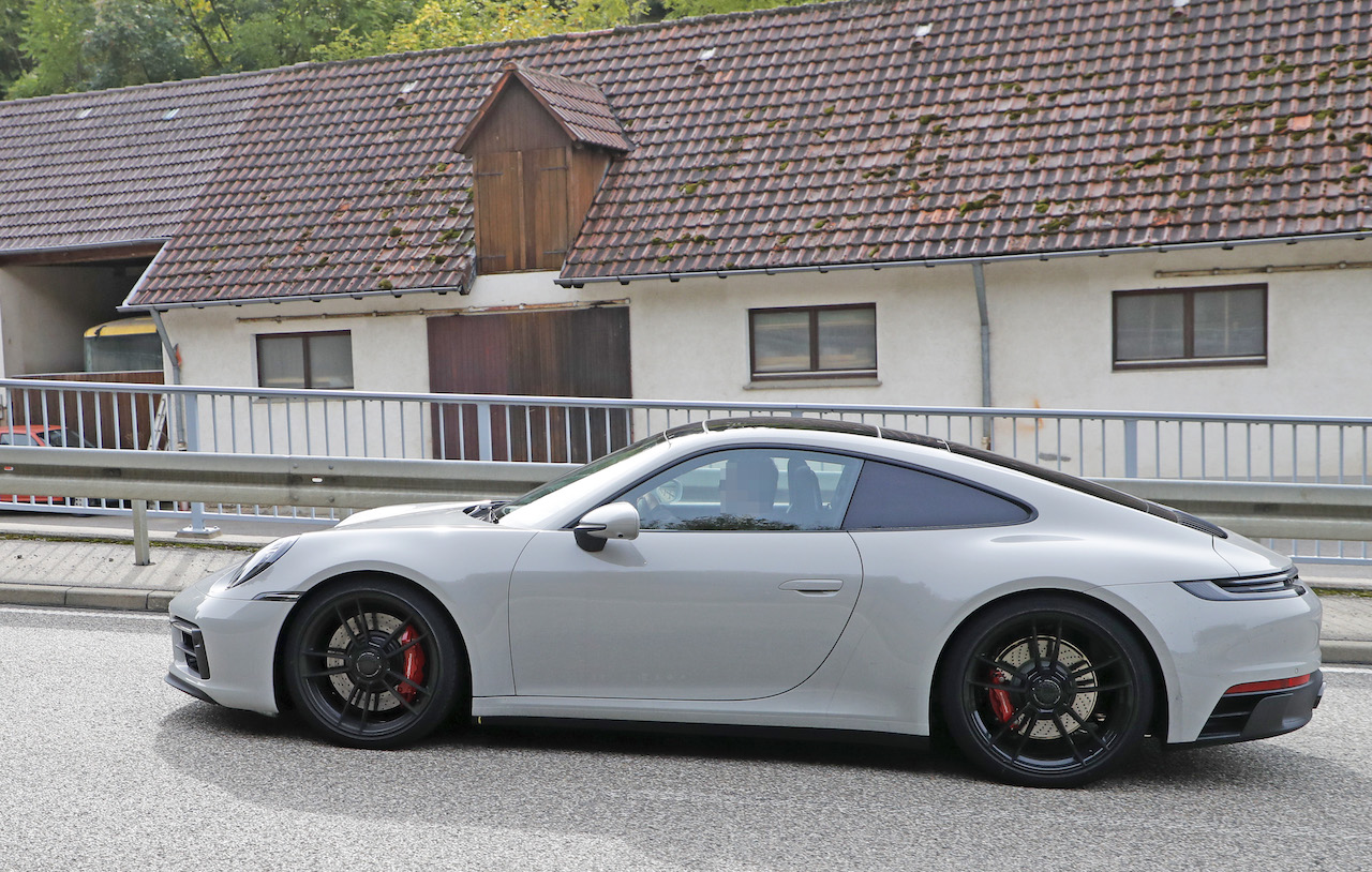 ポルシェ 911 GTS外観_006