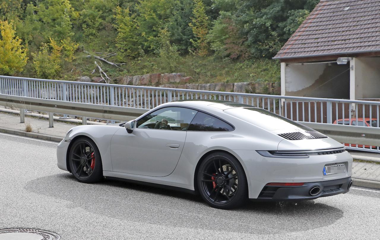 ポルシェ 911 GTS外観_007