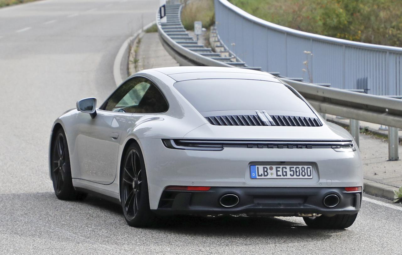 ポルシェ 911 GTS外観_008