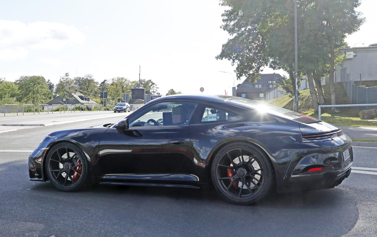 ポルシェ 911 GT3ツーリング外観_008