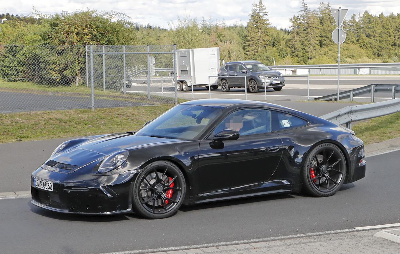 ポルシェ 911 GT3ツーリング外観_001