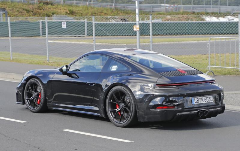 ポルシェ 911 GT3ツーリング外観_002