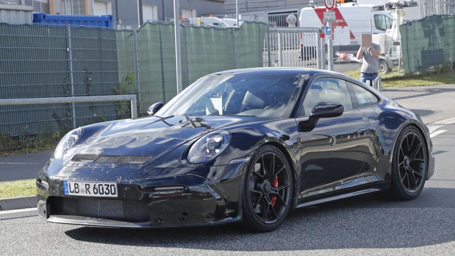 ポルシェ 911 GT3ツーリング外観_006