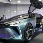 「鉱石のような塊感! レクサスの電動化ビジョンを象徴するコンセプトモデル「LF-30 Electrified」を公開【東京モーターショー2019】」の19枚目の画像ギャラリーへのリンク