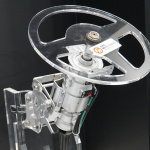 世界シェア1位のパワステメーカーは日本のJTEKT(ジェイテクト)。ベテランバス運転手並みの自動運転を実証【東京モーターショー2019】 - TMS2019_supply_080