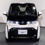シティコミューターとして約100kmの走行が可能。2020年冬頃に発売されるトヨタの超小型EVが初公開【東京モーターショー2019】 - TOYOTA_ULTRA_COMPACT_BEV_1
