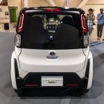 シティコミューターとして約100kmの走行が可能。2020年冬頃に発売されるトヨタの超小型EVが初公開【東京モーターショー2019】 - TOYOTA_ULTRA_COMPACT_BEV_16