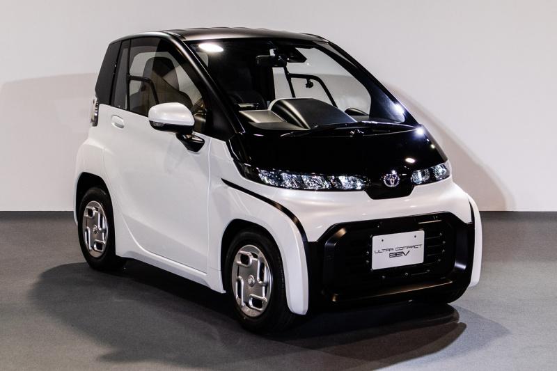 トヨタ 超小型EV