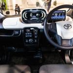 シティコミューターとして約100kmの走行が可能。2020年冬頃に発売されるトヨタの超小型EVが初公開【東京モーターショー2019】 - TOYOTA_ULTRA_COMPACT_BEV_5