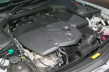 Eクラスエンジン