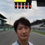 FIA・F3に挑戦中の後輩・名取鉄平選手の応援に行ってきましたイタリアGP!Part.1【井出有治の愛車・インフィニティFX45】 - italiagp_ide_01