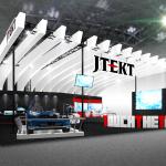 「ジェイテクトは「ステア・バイ・ワイヤ」や「イン・ホイール・モーター」の協調技術や自動運転化を見越したハンドル格納機能などを展示【東京モーターショー2019】」の3枚目の画像ギャラリーへのリンク