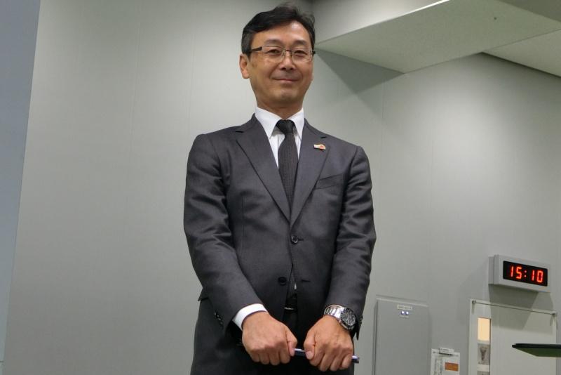 ラリージャパン会見