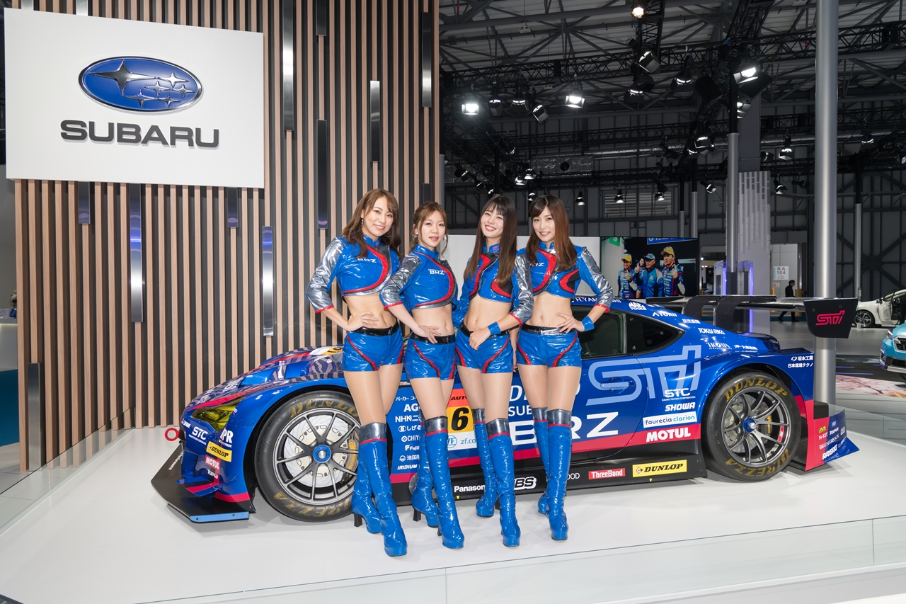 SUBARU BRZ GT GALS「BREEZE」