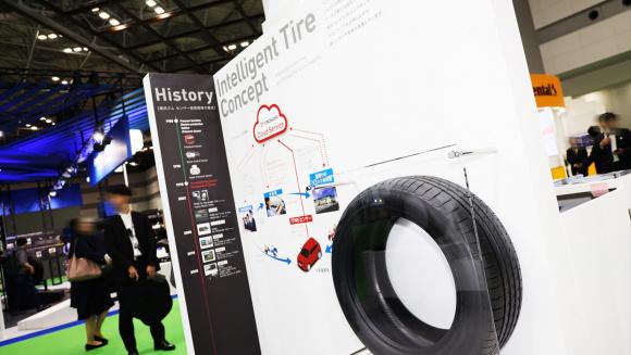 Intelligent Tire Concept