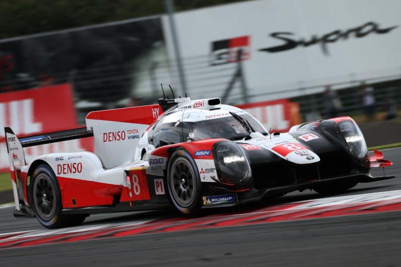 TOYOTA GAZOO Racing トヨタTS050ハイブリッド 8号車