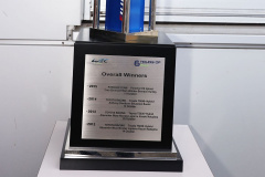 WEC富士6時間レース総合優勝トロフィー