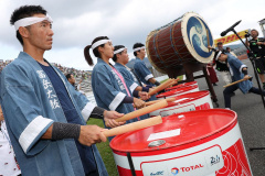 富岳太鼓_Total Drums' Drum Performance by FUGAKU-DAIKO
