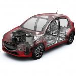 クリーンディーゼルエンジン「SKYACTIV-D」搭載車が国内累計販売50万台を達成。国内の2台に1台はマツダ車になる計算 - デミオSKYACTIV-D 1.5L 6EC-AT i-ELOOP
