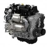 クリーンディーゼルエンジン「SKYACTIV-D」搭載車が国内累計販売50万台を達成。国内の2台に1台はマツダ車になる計算 - デミオSKYACTIV-D 1.5L エグゾースト