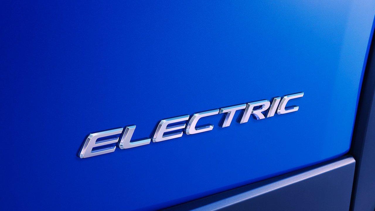 レクサス EVモデル ティザーイメージ
