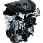 クリーンディーゼルエンジン「SKYACTIV-D」搭載車が国内累計販売50万台を達成。国内の2台に1台はマツダ車になる計算 - SKYACTIV-D 1.5