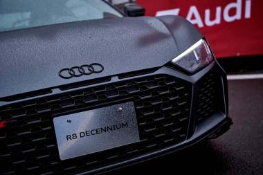 アウディ R8 デセニウム