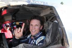 シリーズチャンピオンとなったAndy McMillin(アンディ・マクミラン)選手
