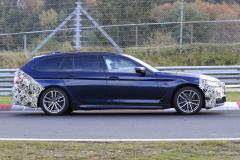 BMW 5シリーズ ツーリング外観_003