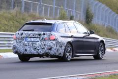 BMW 5シリーズ ツーリング外観_004