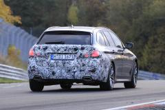 BMW 5シリーズ ツーリング外観_005