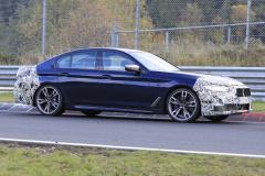 BMW 5シリーズ セダン外観_003