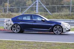 BMW 5シリーズ セダン外観_004