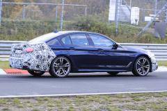 BMW 5シリーズ セダン外観_005