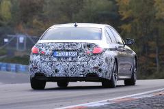BMW 5シリーズ セダン外観_007