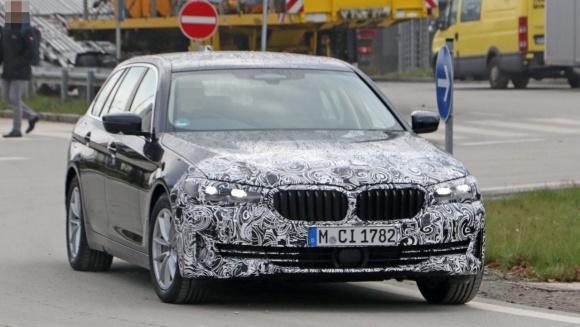 BMW, 5シリーズ外観_003
