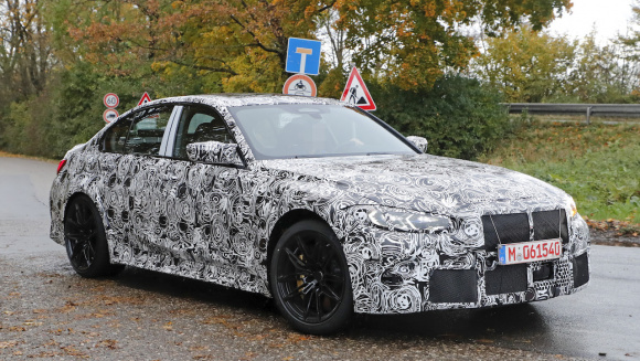 BMW M3セダン外観_003