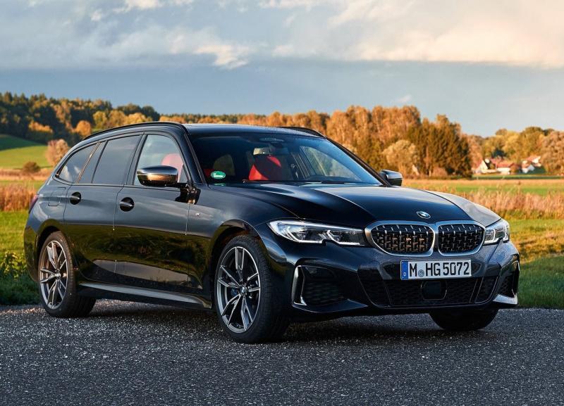 BMW M340i外観_002