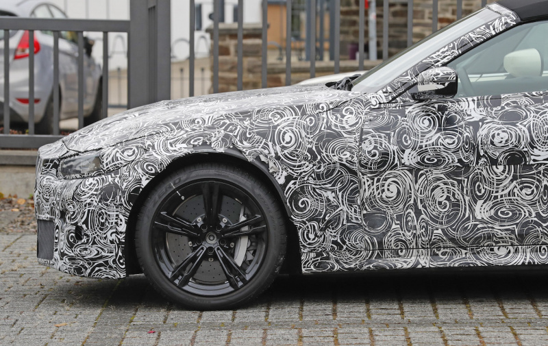BMW M4 カブリオレ外観_004