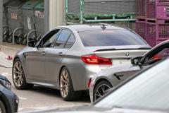 BMW M5 CS外観_001