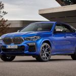 BMWのフラッグシップSUV「X8」は2020年に発売!? - BMW-X6_M50i-2020-1280-03