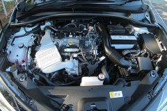 C-HR GRスポーツガソリンエンジン