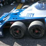 伝説の6輪F1マシン、Tyrrell P34がやってきた!カウルが外れている貴重な瞬間を目撃【SUZUKA Sound of ENGINE2019】 - soundofengine2-6