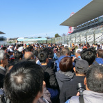 伝説の6輪F1マシン、Tyrrell P34がやってきた!カウルが外れている貴重な瞬間を目撃【SUZUKA Sound of ENGINE2019】 - soundofengine2-3