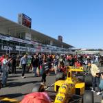 伝説の6輪F1マシン、Tyrrell P34がやってきた!カウルが外れている貴重な瞬間を目撃【SUZUKA Sound of ENGINE2019】 - soundoengine2-2