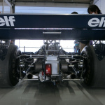 伝説の6輪F1マシン、Tyrrell P34がやってきた!カウルが外れている貴重な瞬間を目撃【SUZUKA Sound of ENGINE2019】 - soundofengine2-14