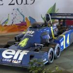 伝説の6輪F1マシン、Tyrrell P34がやってきた!カウルが外れている貴重な瞬間を目撃【SUZUKA Sound of ENGINE2019】 - soundofengine2-1